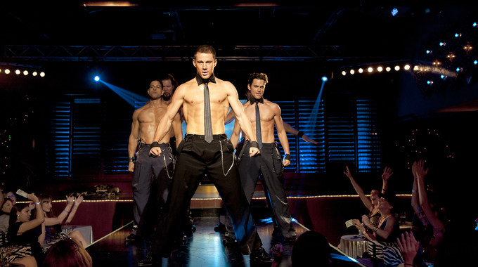Photo 1 pour MAGIC MIKE