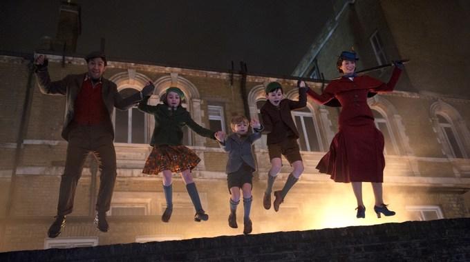 Photo du film Le Retour de Mary Poppins