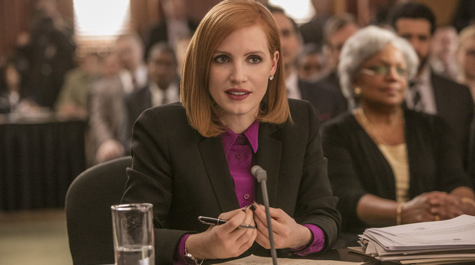 Photo SLIDE pour Miss Sloane