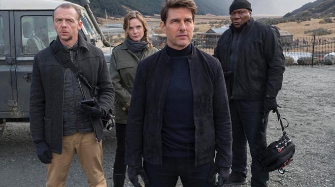 Photo du film Mission Impossible - Fallout