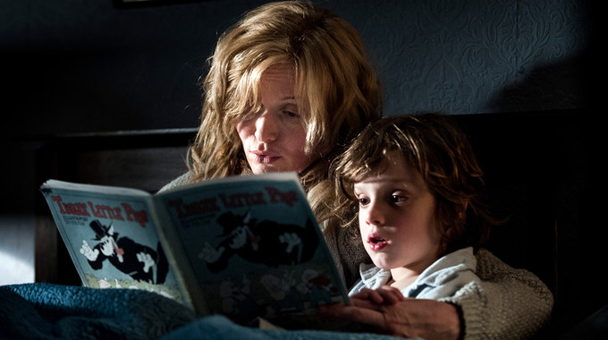 Photo SLIDE pour MISTER BABADOOK