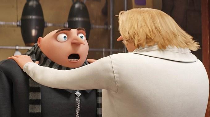 Photo du film Moi, Moche et Méchant 3 en 3D