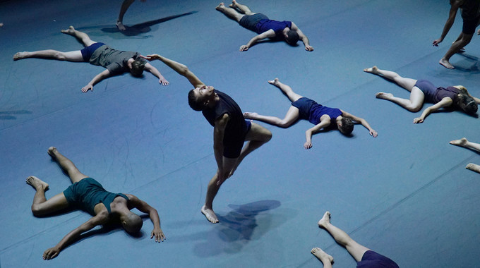 Photo du film Mr Gaga, sur les pas d'Ohad Naharin