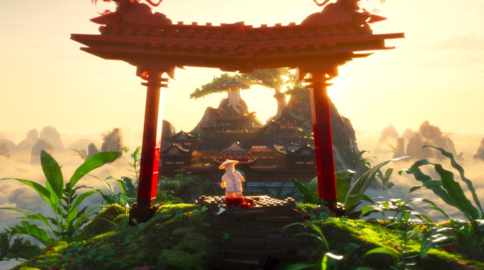 Photo SLIDE pour LEGO Ninjago : Le Film