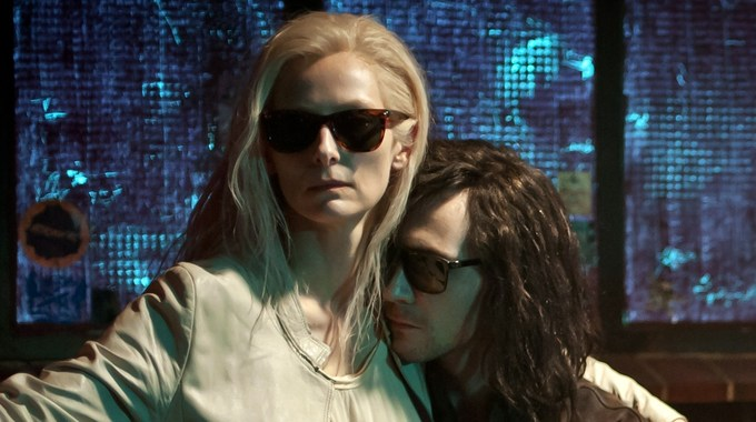 Photo SLIDE pour ONLY LOVERS LEFT ALIVE