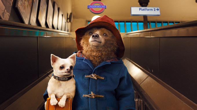 Photo SLIDE pour PADDINGTON