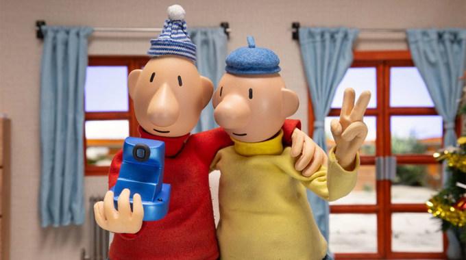 Photo du film Pat et Mat en hiver