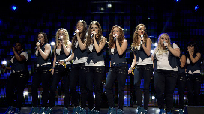 Photo SLIDE pour PITCH PERFECT 2