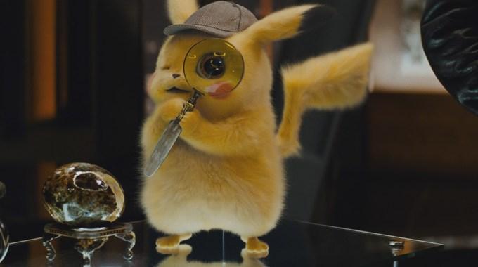 Photo du film Pokémon Détective Pikachu