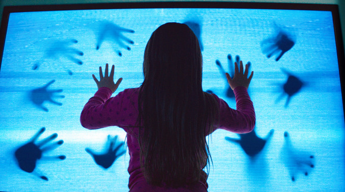 Photo SLIDE pour POLTERGEIST EN 3D