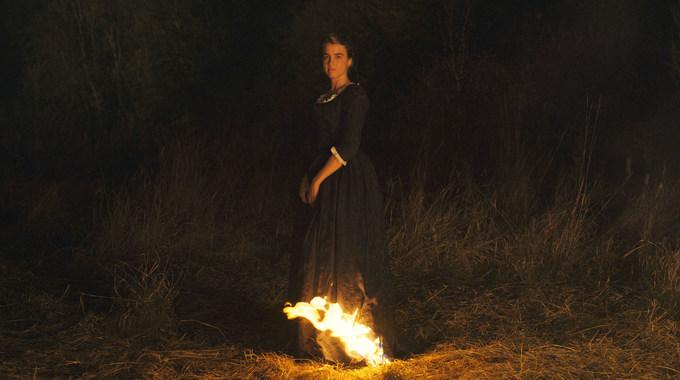Photo du film Portrait de la jeune fille en feu