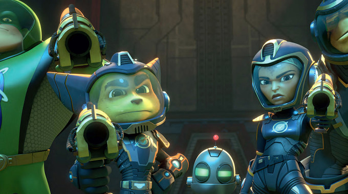 Photo du film Ratchet et Clank