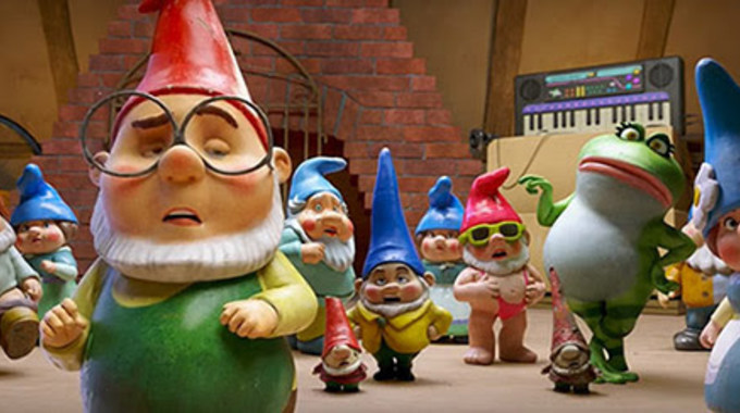 Photo du film Sherlock Gnomes