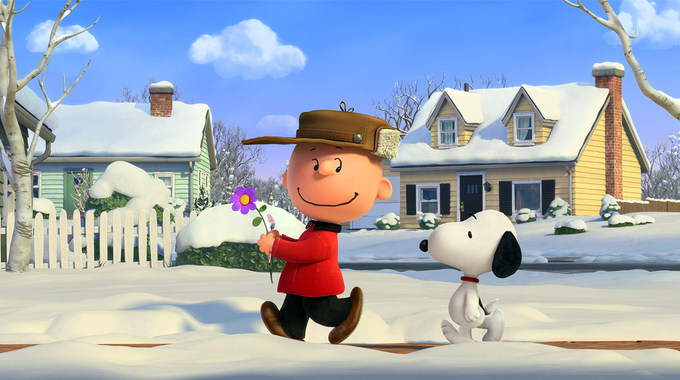 Photo du film SNOOPY ET LES PEANUTS - LE FILM