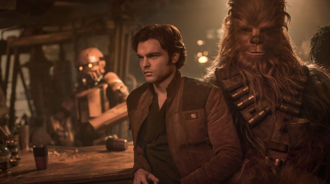 Photo du film Solo: A Star Wars Story - Son Dolby Atmos
