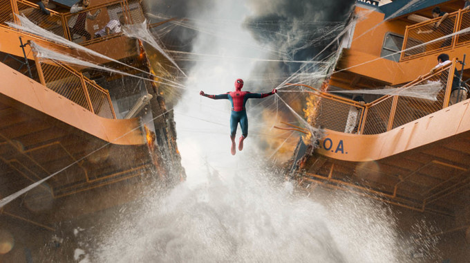 Photo SLIDE pour Spider-Man: Homecoming en 3D