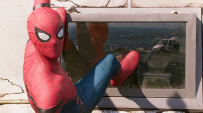 Photo du film Spider-Man: Homecoming en 3D - Son Dolby Atmos