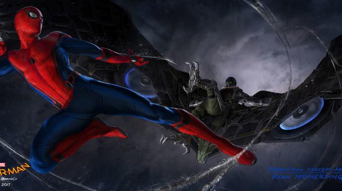 Photo du film Spider-Man: Homecoming