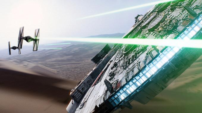 Photo du film Star Wars - Le Réveil de la Force