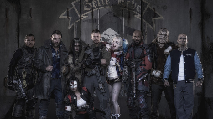 Photo du film Suicide Squad en 3D