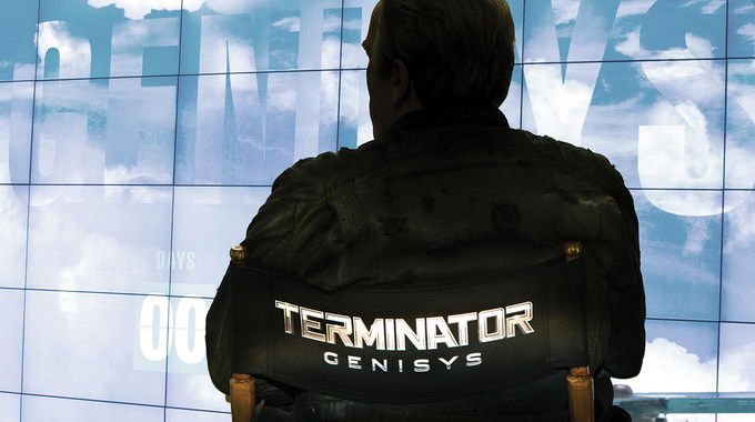 Photo SLIDE pour TERMINATOR GENISYS EN 3D