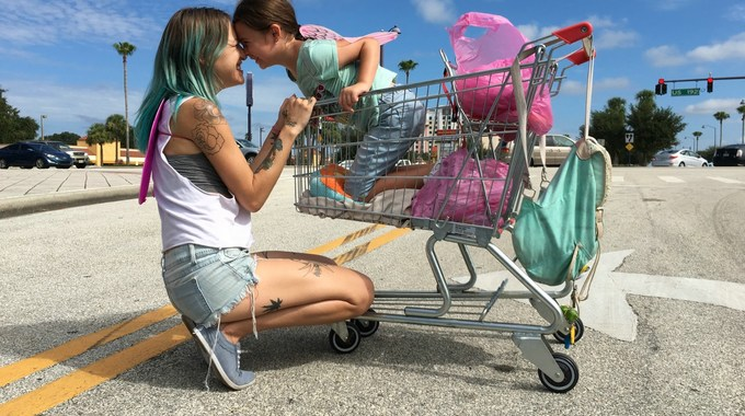 Photo du film The Florida Project