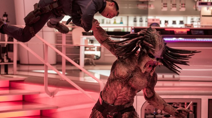 Photo du film The Predator