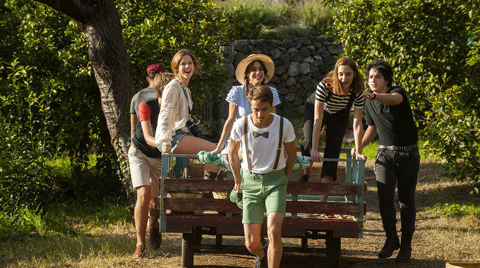 Photo du film TINI - La nouvelle vie de Violetta
