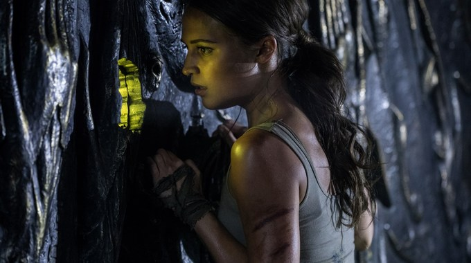 Photo du film Tomb Raider en 3D
