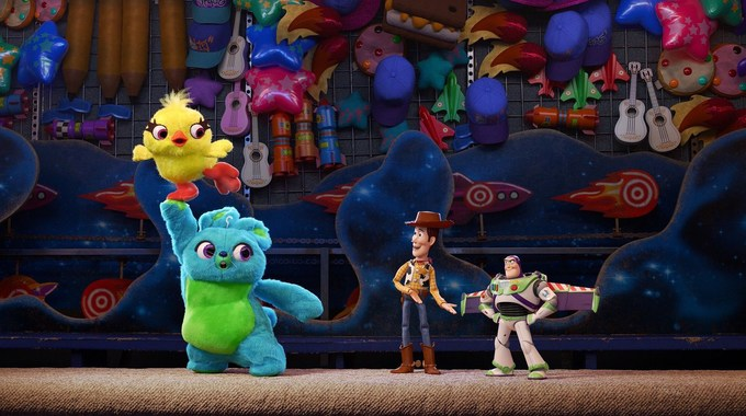 Photo du film Toy Story 4