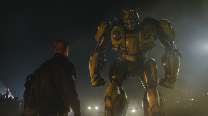 Photo du film Bumblebee