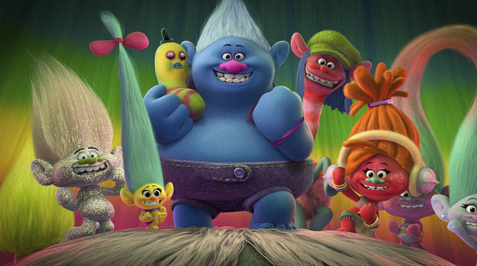 Photo du film Les Trolls