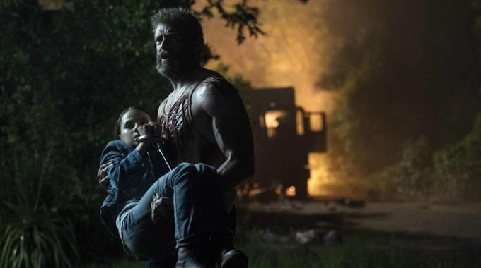 Photo du film Logan