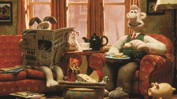 Photo 1 pour Wallace & Gromit : Les Inventuriers