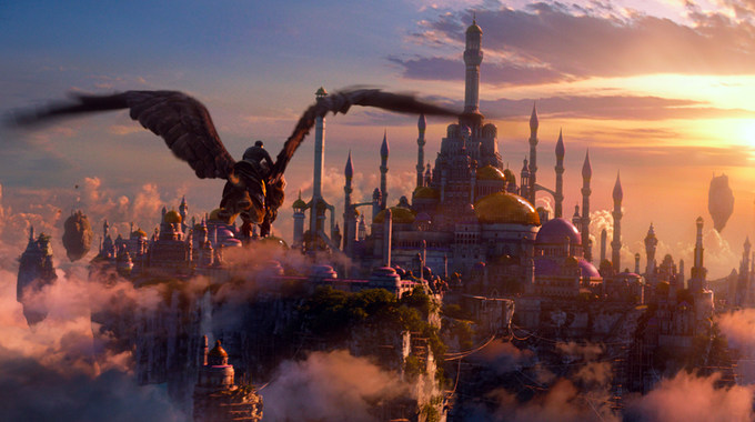 Photo SLIDE pour Warcraft : Le Commencement en 3D