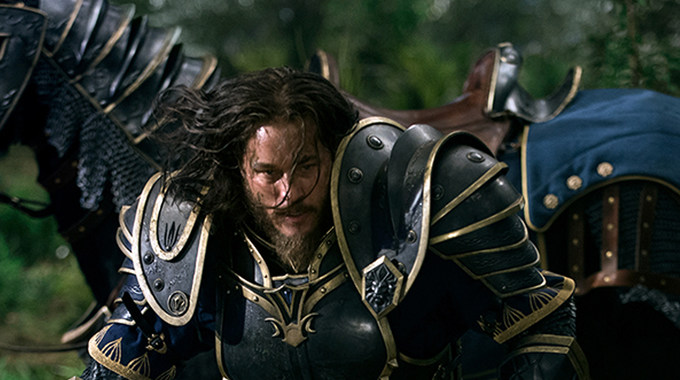Photo SLIDE pour Warcraft : Le commencement