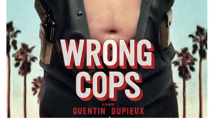 Photo SLIDE pour WRONG COPS