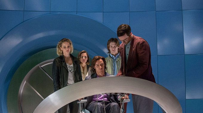 Photo SLIDE pour X-Men: Apocalypse