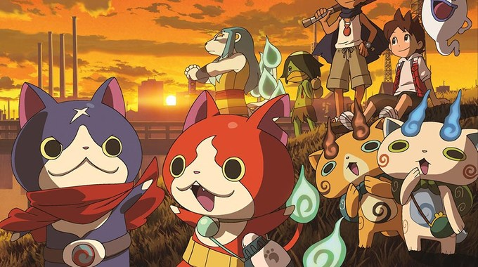 Photo du film Yo-Kai Watch, le film
