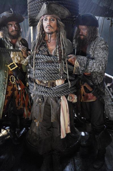 Photo 1 pour Pirates des Caraïbes : La Vengeance de Salazar