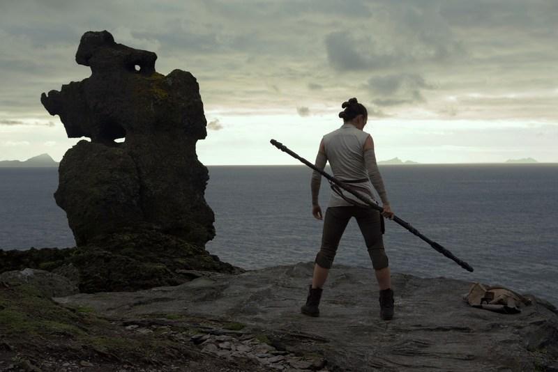 Photo 1 pour Star Wars - Les Derniers Jedi