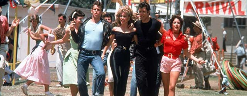 Photo du film L'Ecran Pop : Grease