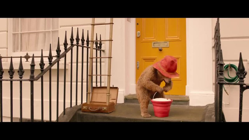 bande annonce de paddington 2 au cin ma roanne grand palais. Black Bedroom Furniture Sets. Home Design Ideas