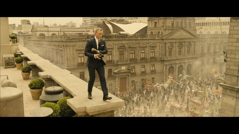 bande annonce 1 vf de 007 spectre 2015 au saint dizier cin quai. Black Bedroom Furniture Sets. Home Design Ideas