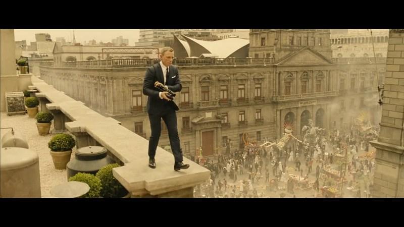 Bande annonce 1 vf de 007 spectre 2015 au cin ma - Cinema du prado marseille ...