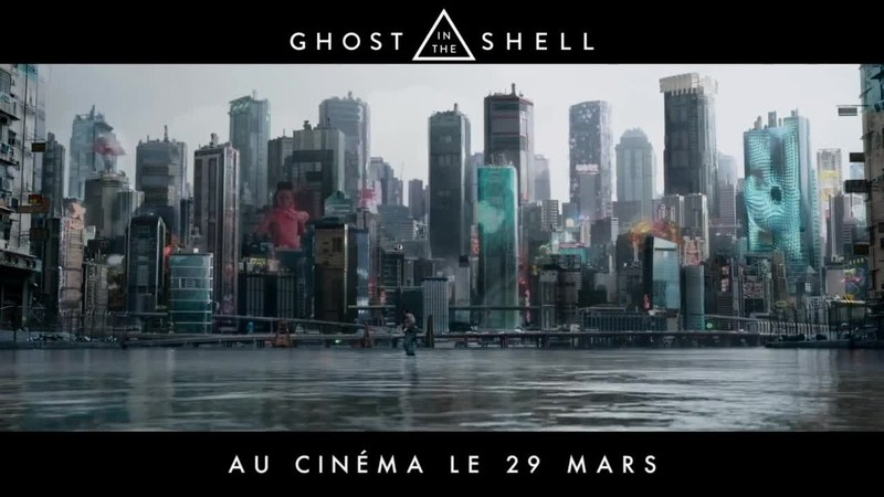 bande annonce de ghost in the shell 2017 au cin 233 ma