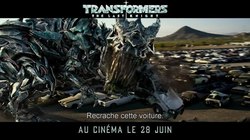 bande annonce 5 vo de transformers the last knight son dolby atmos 2017 au clermont ferrand. Black Bedroom Furniture Sets. Home Design Ideas
